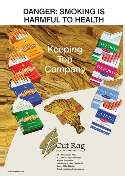Cut Rag Processors (pvt) Ltd