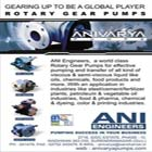 Anivarya Pumps is one of the leading Gear Pumps,Rotary Lobe Pumps,Internal gear pumps,Oil Pumps and Pumping System manufacturing firm in India.