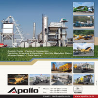 Specialising in different product lines for road construction industry.