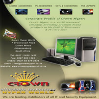 Crown Hyper, is a world renowned company, providing premium brand products in the field of Electronics & IT