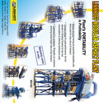 Linnhoff Technologies is a German manufacturing company that produces whole range of asphalt plant