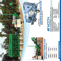 Manufacturing of various kind of Road Building Machinery.
