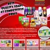 PT. Orson Indonesia core business is manufacturing Toilet Soap, Soap Noodle and Shampoo. It specializes in producing skin care soaps, which is broken down into six different catagories namely Fruity, Beauty, Medicated, Whitening soap, Multipurpose an